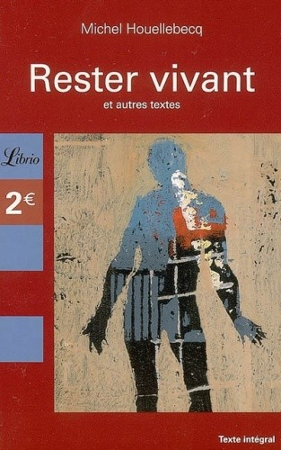 Okładka książki Rester vivant