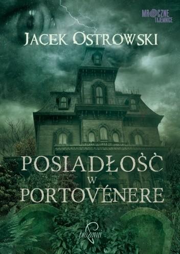 Okładka książki Posiadłość w Portovénere