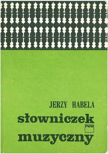 Okładka książki Słowniczek muzyczny