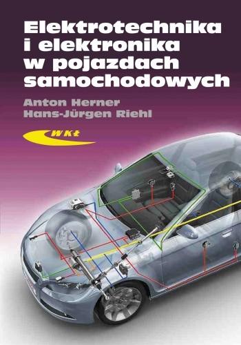 Okładka książki Elektrotechnika i elektronika w pojazdach samochodowych