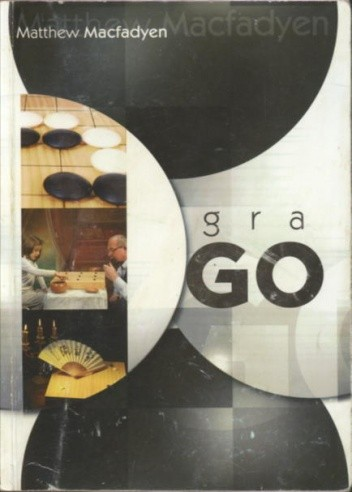 Okładka książki Gra Go