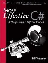 Okładka książki More Effective C#: 50 Specific Ways to Improve Your C#