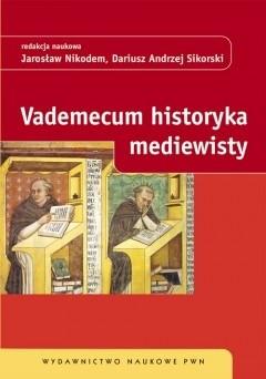 Okładka książki Vademecum historyka mediewisty