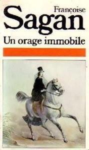 Okładka książki Un orage immobile