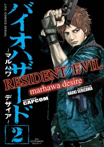 Okładka książki Resident Evil #2
