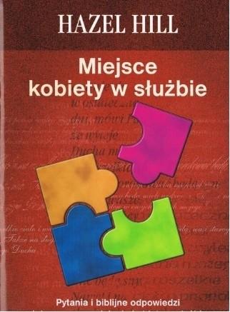 Okładka książki Miejsce kobiety w służbie