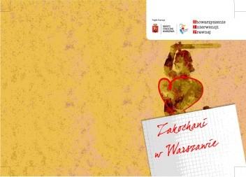 Okładka książki Zakochani w Warszawie