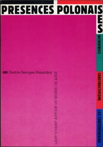 Okładka książki Présence Polonaise