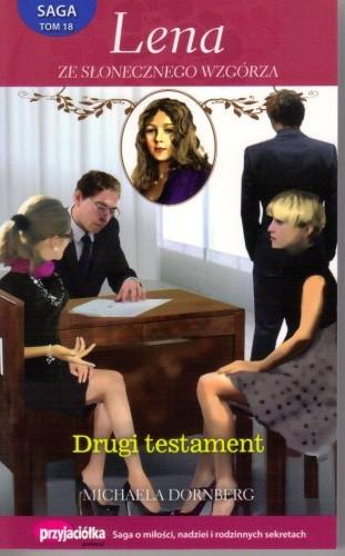 Okładka książki Drugi testament