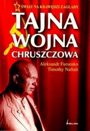 Okładka książki Tajna wojna Chruszczowa