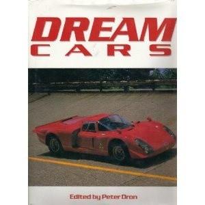 Okładka książki Dream Cars