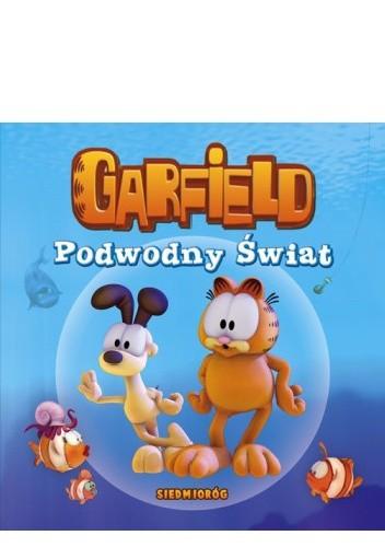 Okładka książki Garfield. Podwodny świat