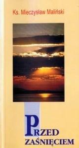 Okładka książki Przed zaśnięciem