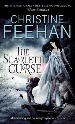 Okładka książki The Scarletti Curse