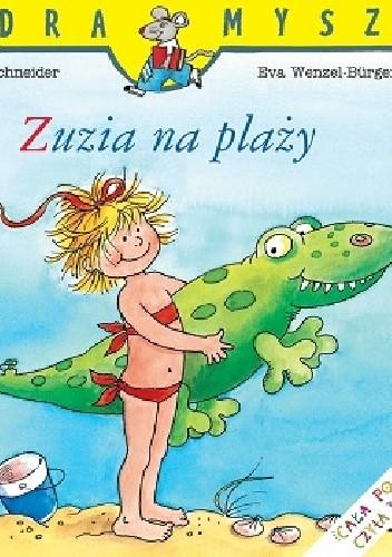 Okładka książki Zuzia na plaży