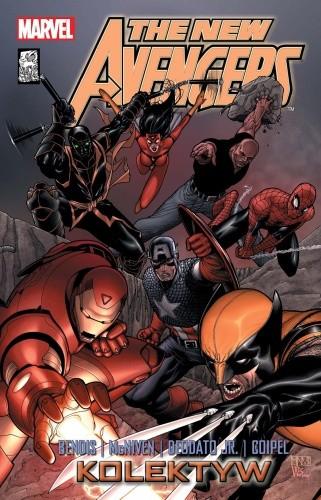 Okładka książki New Avengers: Kolektyw