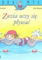 Zuzia uczy się pływać