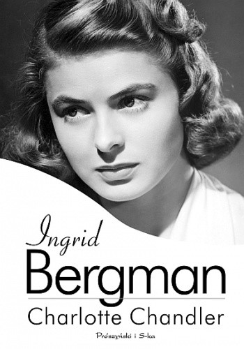Okładka książki Ingrid Bergman