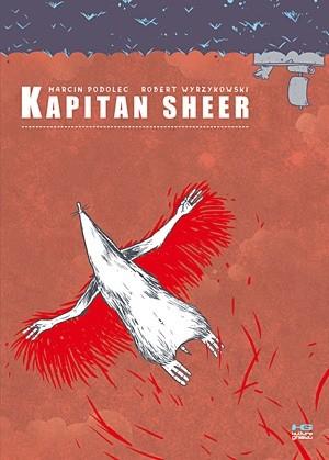 Okładka książki Kapitan Sheer