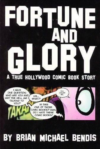 Okładka książki Fortune and Glory