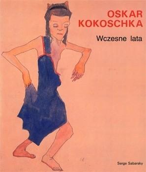 Okładka książki Oskar Kokoschka. Wczesne lata
