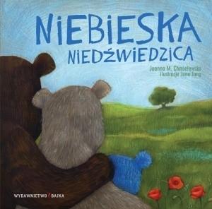 Okładka książki Niebieska niedźwiedzica