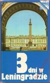 Okładka książki Trzy dni w Leningradzie