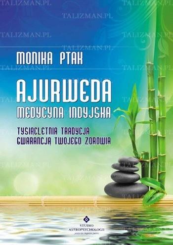 Okładka książki Ajurweda - Medycyna indyjska