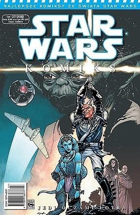 Okładka książki Star Wars Komiks 7/2012