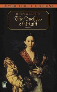 Okładka książki The Duchess of Malfi
