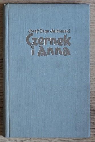 Okładka książki Czernek i Anna