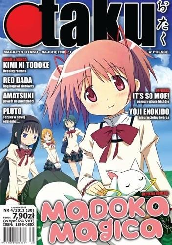 Okładka książki Otaku numer 30 (czerwiec 2011)