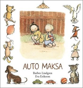 Okładka książki Auto Maksa