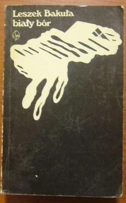 Okładka książki Biały bór