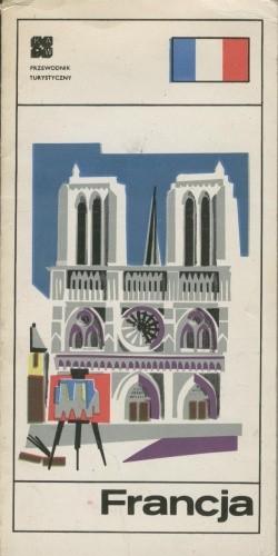 Okładka książki Francja. Mały przewodnik turystyczny