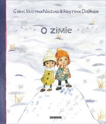 Okładka książki O zimie