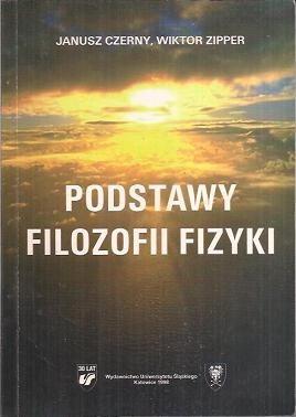 Okładka książki Podstawy filozofii fizyki