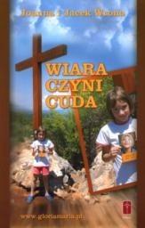 Okładka książki Wiara czyni cuda