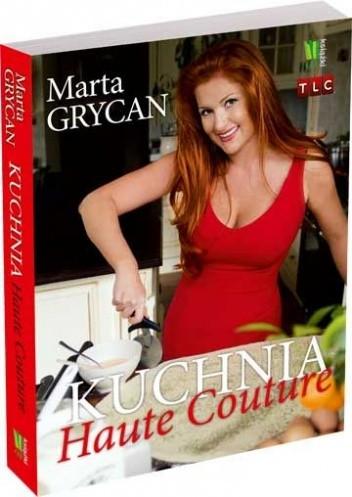 Okładka książki Kuchnia Haute Couture