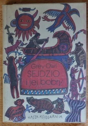 Okładka książki Sejdżio i jej bobry