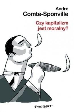 Okładka książki Czy kapitalizm jest moralny?
