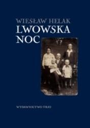 Okładka książki Lwowska noc