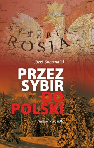 Okładka książki Przez Sybir do Polski
