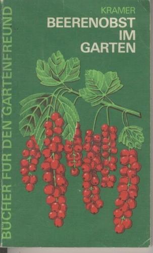 Okładka książki Beerenobst im Garten