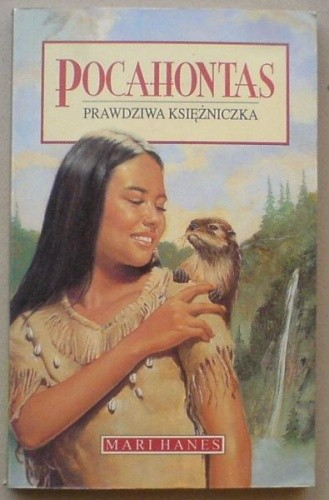 Okładka książki Pocahontas - prawdziwa księżniczka