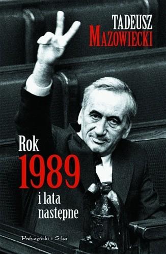 Okładka książki Rok 1989 i lata następne