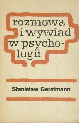 Okładka książki Rozmowa i wywiad w psychologii