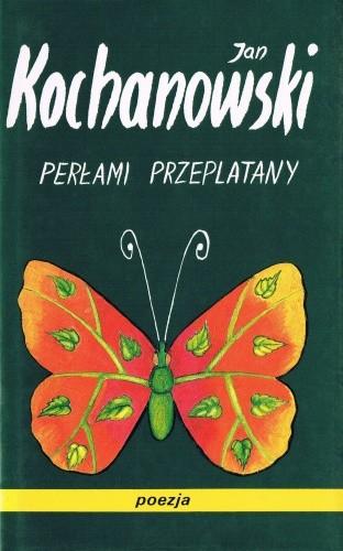 Okładka książki Perłami przeplatany