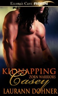 Okładka książki Kidnapping Casey