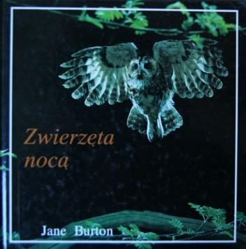 Okładka książki Zwierzęta Nocą